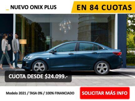 nuevo onix plus